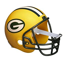 Scotch Magic Tape Dispenser, Green Bay Packers Football Helmet with 1 Roll of 3/4 x 350 Inches Tape