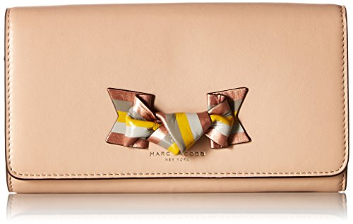 Marc-Jacobs-Bow-Flap-Continental-Wallet