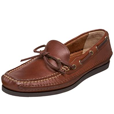FRYE Men's Mason Tie Slip-On Redwood 8 M US