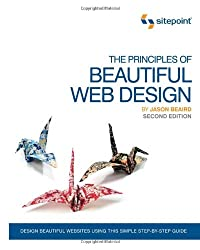 Book cover for The Principles of Beautiful Web Design