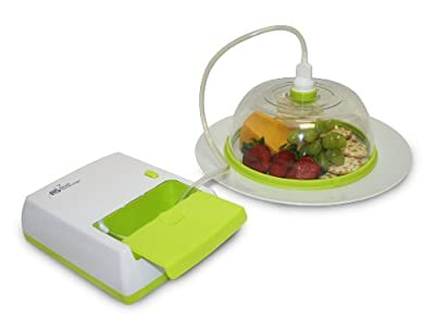 Prep and Seal Electric Vacuum Sealing Food Storage System by Royal Sovereign
