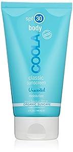 Coola Suncare Classic Body SPF 30 Sunscreen Moisturizer