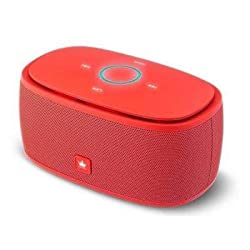 cubee Bluetooth Speaker kingone red