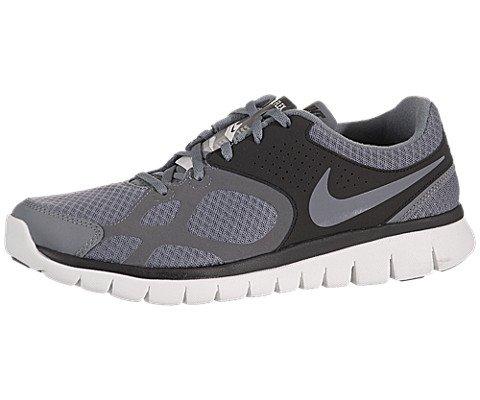 2c43681ca2a01 Nike Flex 2012 Run Cool Grey Cool Grey Summit White 8 D US ...