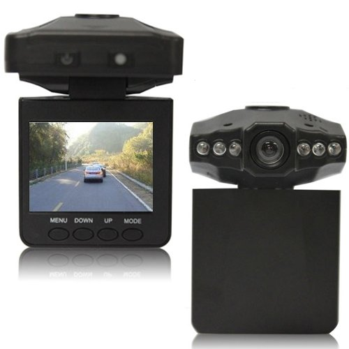 Auto Überwachungskamera NIGHT VISION CCTV IN CAR DVR ACCIDENT KAMERA Video Recorder