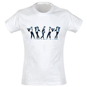 Michael Jackson - Girl Shirt Dancing (in XL)