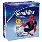 Pull-Ups GoodNites Underwear, Boys, Small-Medium (38-65 lbs), Mega bag of 26