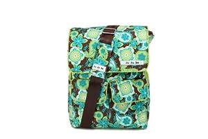 Ju-Ju-Be Hip Diaper Bag (Drip Drops)