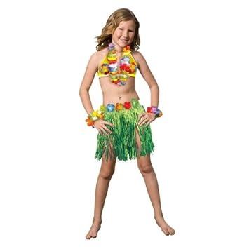déguisement garçon hawaien