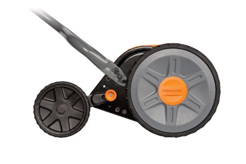 Fiskars 17 Inch StaySharp Plus Reel Mower (6207) image