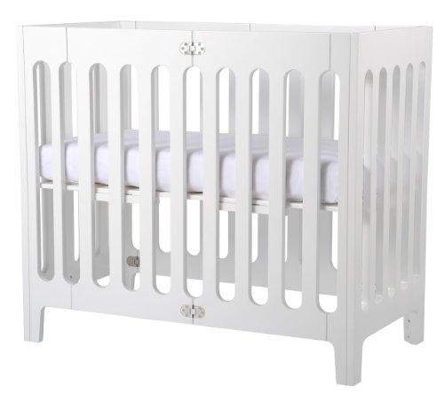 Bloom Alma Urban Crib Frame Coconut White