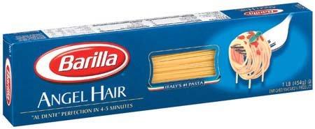 Barilla Capellini - 1 lb