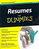 img - for Resumes For Dummies, 6th Edition & Job Search Letters For Dummies Bundle book / textbook / text book