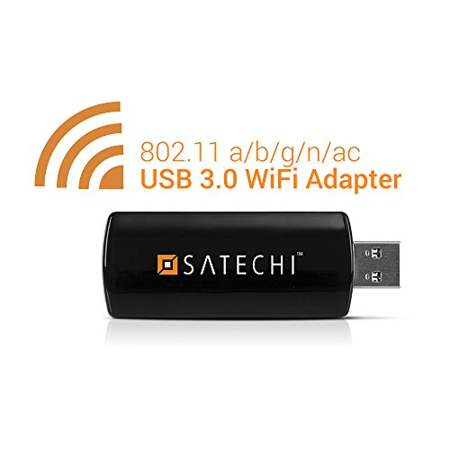 Satechi Wireless USB 3 0 Mini Dual Band Wi-Fi USB Mini