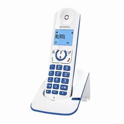 Combiné supplémentaire Alcatel F330 Extra Bleu 3700601410143