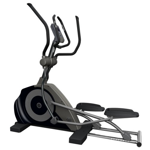 Tunturi C85 Cross Trainer - Dark/Light Grey, 183L x 70W x 170H Cm