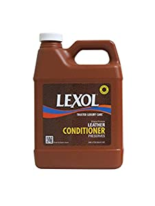 Lexol 1013 Leather Conditioner, 1 Liter
