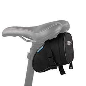 Fahrrad Satteltasche Bike Bag Rahmentasche Fahrradtasche Oberrohrtasche Schwarz für Rennrad Mountainbike Handy Wertsachen from GeX