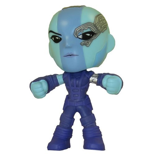 Marvel Guardians of the Galaxy Series 1 Nebula Glow-in-the-Dark Mystery Mini Vinyl Bobble Head