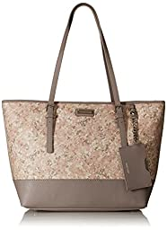 Nine West Ava Tote, Blush Multi/Elm