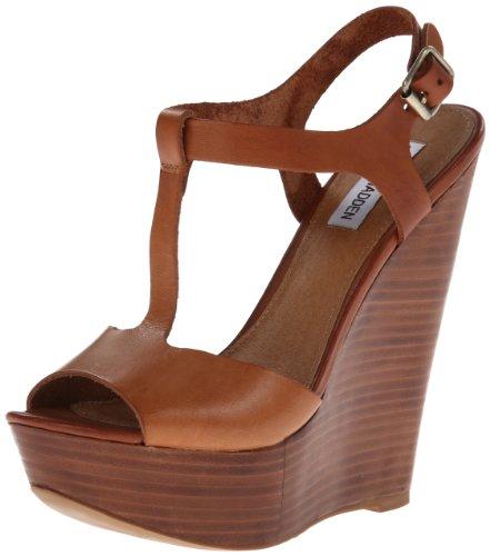 Steve Madden Women's Bittles Wedge Sandal