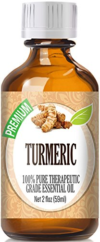 Turmeric (60ml) 100% Pure, Best Therapeutic Grade Essential Oil - 60ml / 2 (oz) Ounces