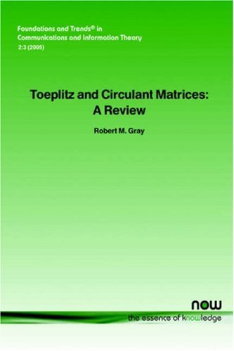 Toeplitz and Circulant Matrices: A review