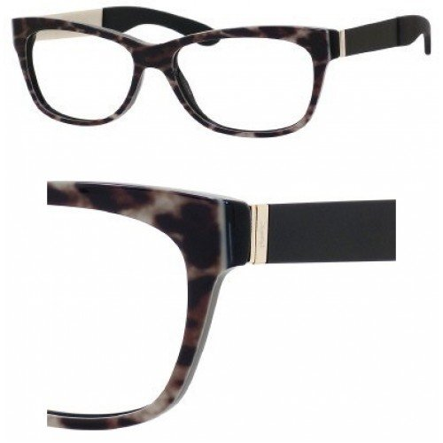 Yves Saint Laurent Eyeglasses Yves Saint Laurent 6367 0PKV Black Panther