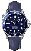 "Omega Men's 2920.80.91 Seamaster 300M Chrono Diver ""James Bond"" Watch by Omega"