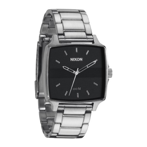 Nixon Herren-Armbanduhr Cruiser Analog Quarz 