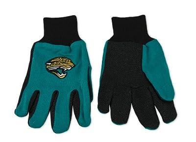 NFL Jacksonville Jaguars Two-Tone Gloves