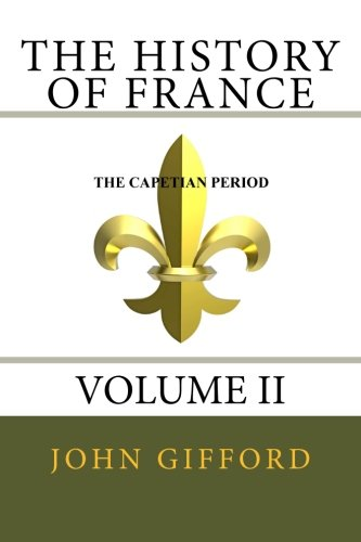 The History Of France Volume Ii (Volume 2) front-851315