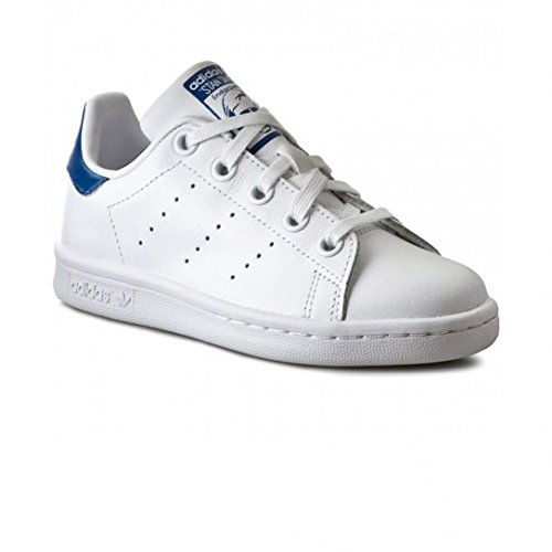 Chaussures Stan Smith Blanc/Bleu Cadet h16 - adidas Originals