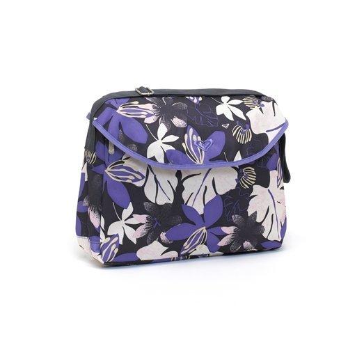 Roxy Messenger Laptop Bag - Madness Purple Flower 15ins