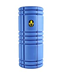 Iso Solid Trigger Point Foam Roller Blue