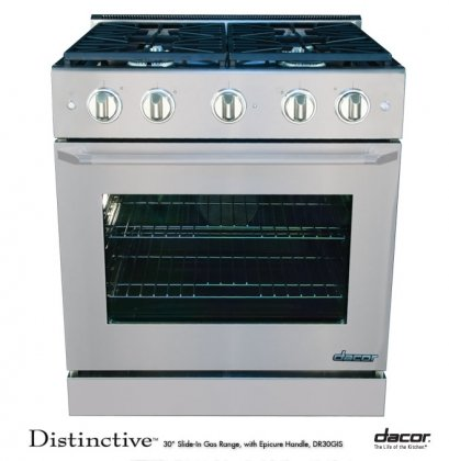dacor-distinctive-30-stainless-steel-slide-in-gas-range