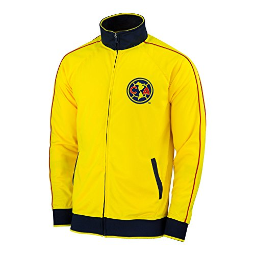 Club America Jacket Track Soccer Adult Sizes Soccer Football Official Merchandise (M) (America Soccer Jacket compare prices)
