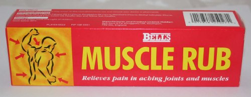 BELL'S Muscle Rub 40g