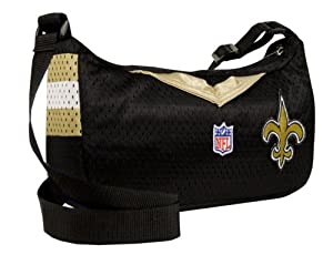 NFL New Orleans Saints Jersey Purse by Little Earth