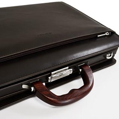 【AVECALDO(アベカルド) 高級 紳士用 ビジネスバッグ メンズ 】 AV-E001 日本製