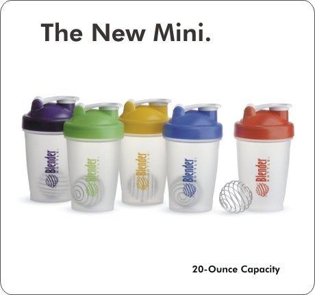Single 20Oz Sundesa Blender Bottle, Colors Vary