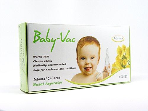 Baby Vac Nasal Aspirator