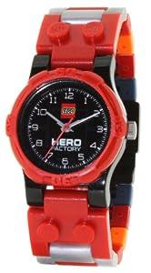 LEGO® Hero Factory Kids' Watch with minifigure 9003059