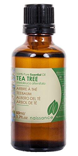 Olio di Albero del Tè - Olio Essenziale Puro al 100% - 50ml