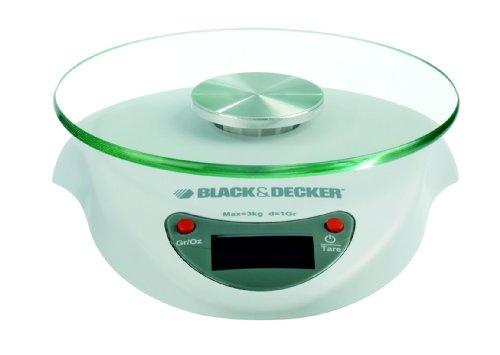 Black & Decker SK2020-XJ Balance de cuisine électronique