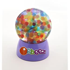 orbeez growing balls