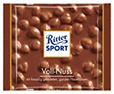 Ritter Sport Whole Hazelnuts 100g
