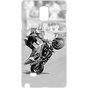 a AND b Designer Printed Mobile Back Cover / Back Case For Samsung Galaxy Note 3 (SG_N3_3D_1022)