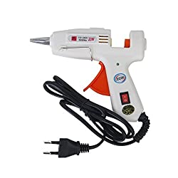 Imported 20W Hot Melt Electric Mini Glue Gun -EU plug