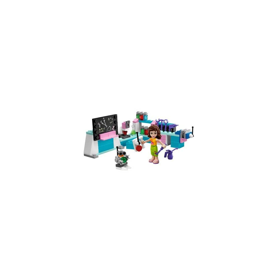 Lego Friends Olivias Invention Workshop 3933